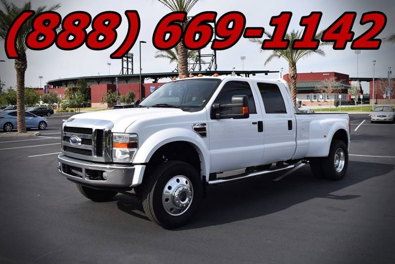 Image 1 of 2008 Ford F-450 Lariat…