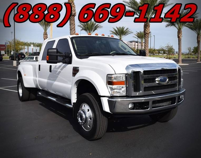 Image 2 of 2008 Ford F-450 Lariat…