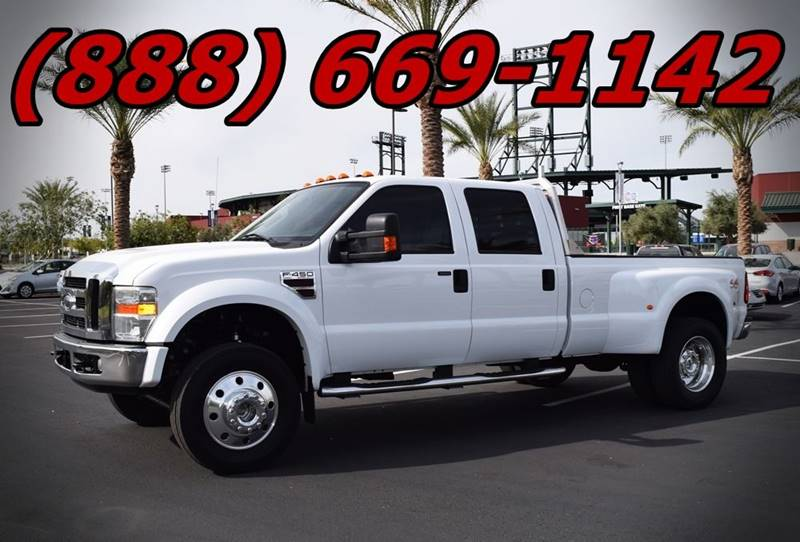 Image 3 of 2008 Ford F-450 Lariat…