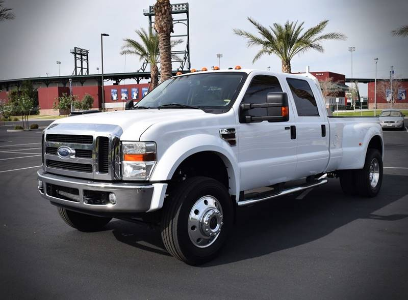 Image 10 of 2008 Ford F-450 Lariat…