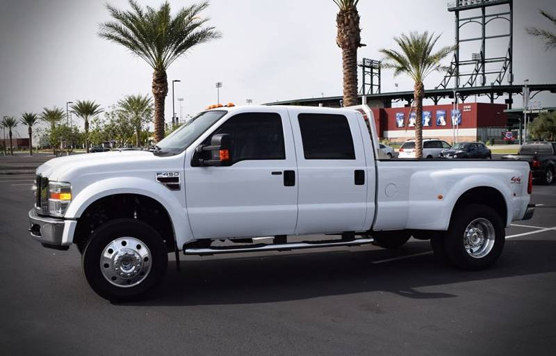 Image 11 of 2008 Ford F-450 Lariat…