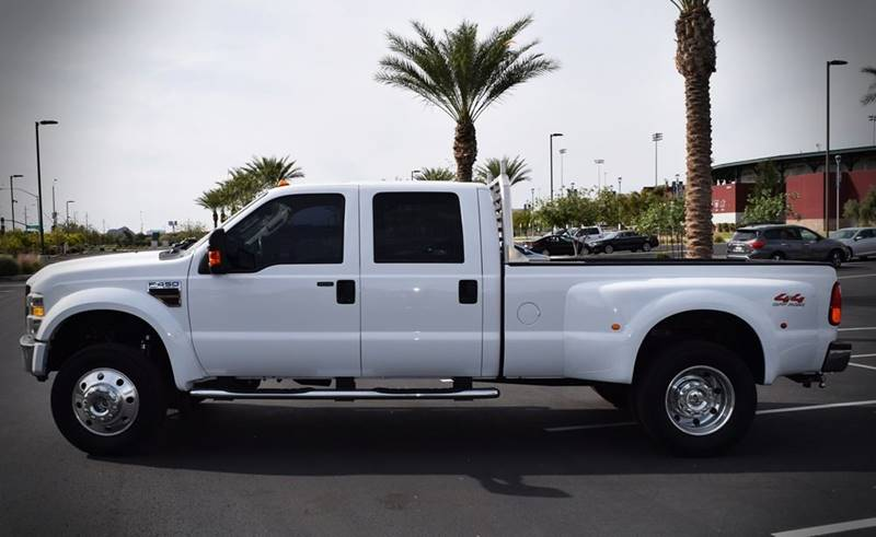 Image 12 of 2008 Ford F-450 Lariat…