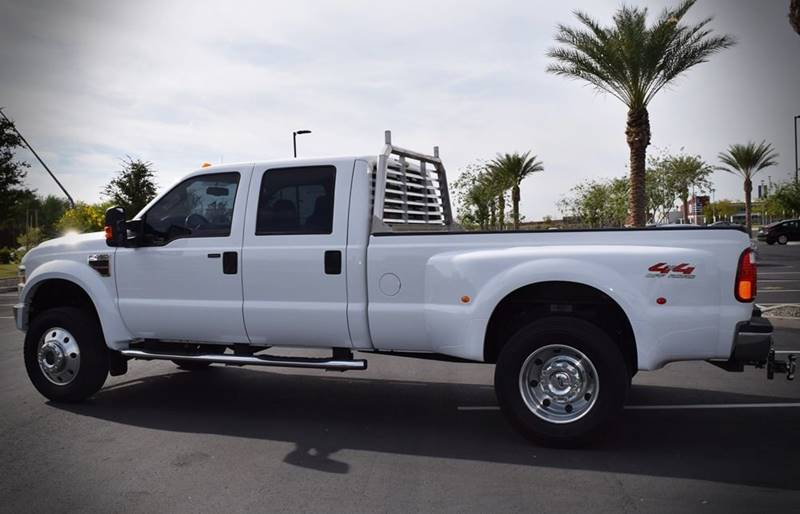 Image 13 of 2008 Ford F-450 Lariat…