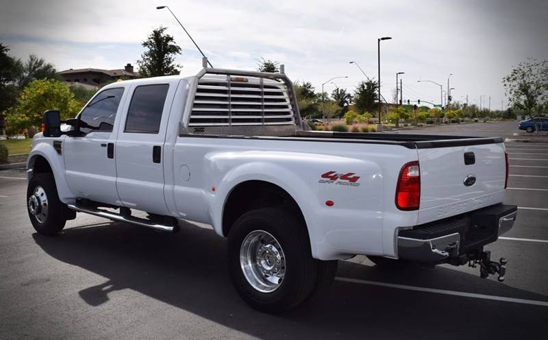 Image 14 of 2008 Ford F-450 Lariat…