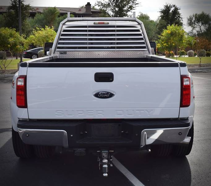 Image 15 of 2008 Ford F-450 Lariat…