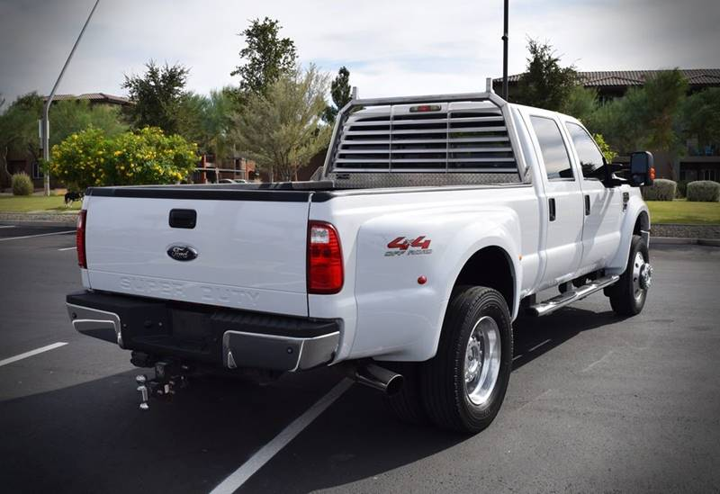 Image 16 of 2008 Ford F-450 Lariat…