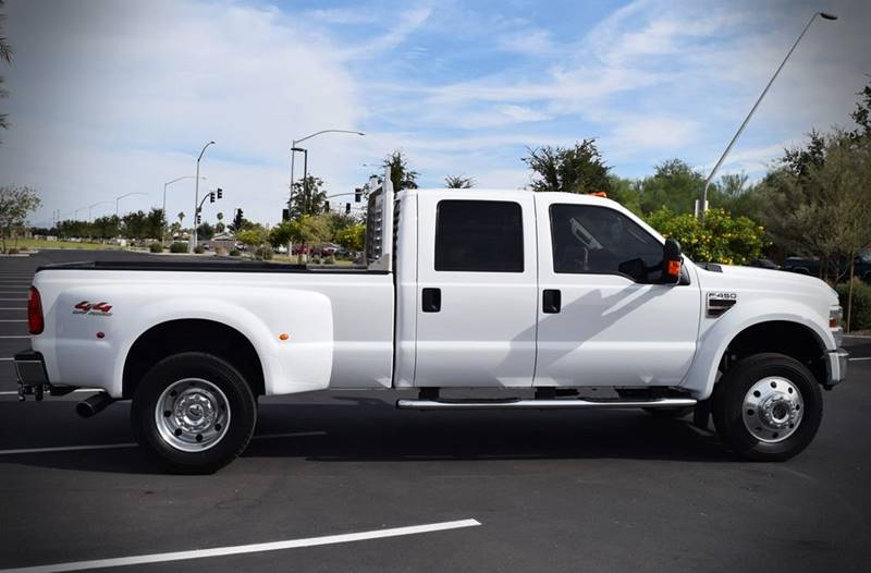 Image 18 of 2008 Ford F-450 Lariat…