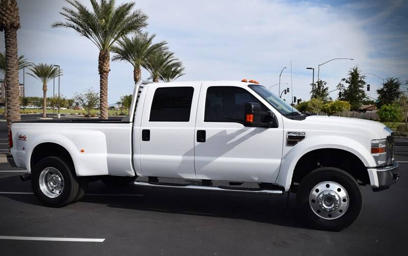 Image 19 of 2008 Ford F-450 Lariat…