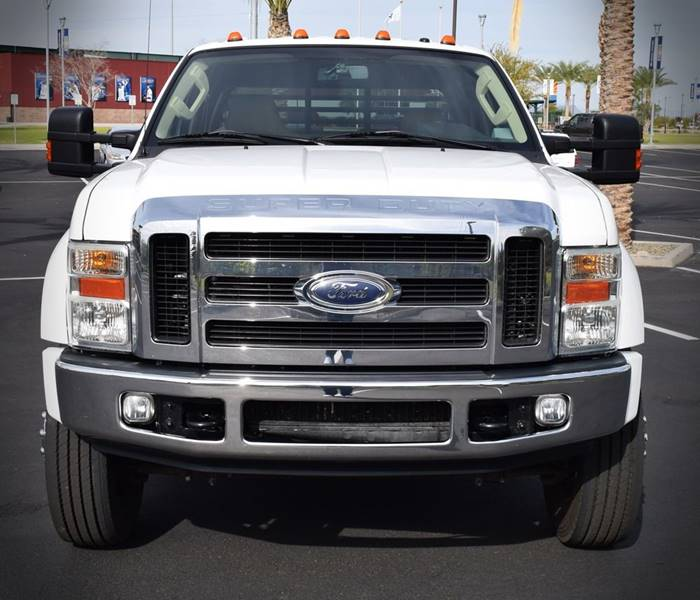 Image 20 of 2008 Ford F-450 Lariat…