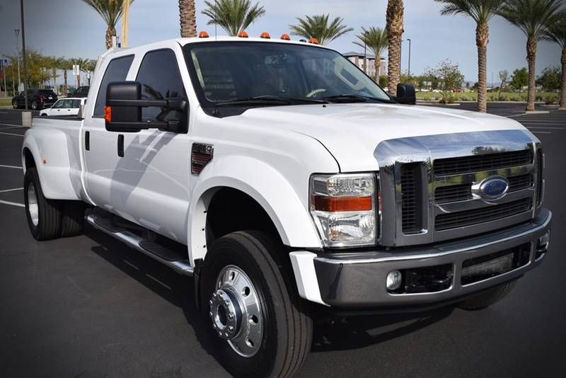 Image 21 of 2008 Ford F-450 Lariat…