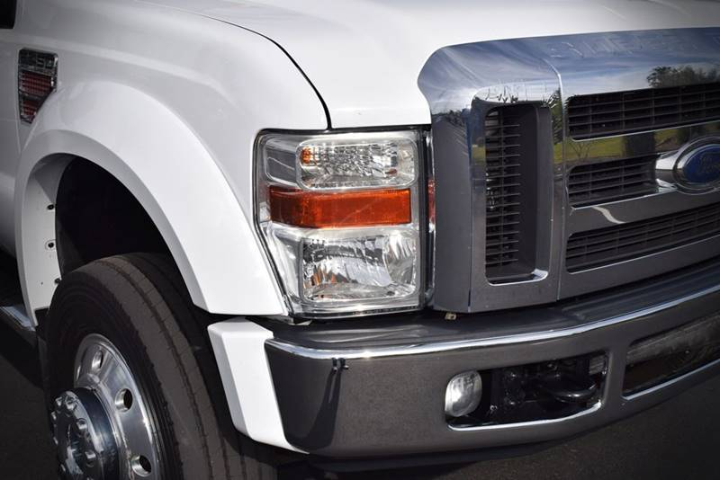 Image 23 of 2008 Ford F-450 Lariat…