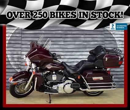 2007 Harley-Davidson Ultra Classic Electra Glide for sale in Mesa, AZ