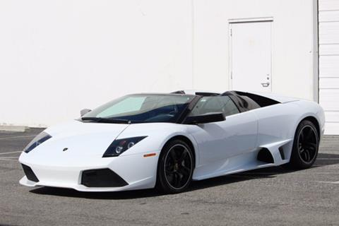 2008 Lamborghini Murcielago for sale in Ontario, CA