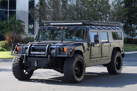 2000 AM General Hummer for sale in Ontario, CA