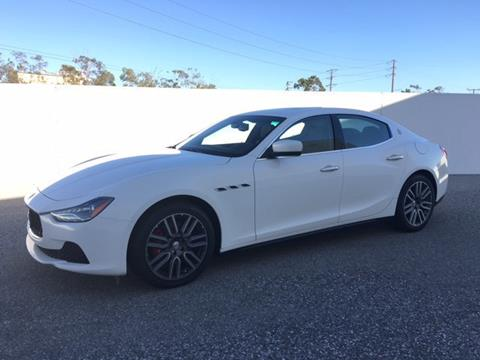 2016 Maserati Ghibli for sale in Ontario, CA