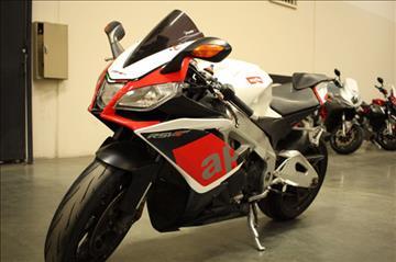 2010 Aprilia RSV4 RF