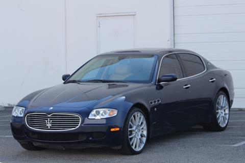 2008 Maserati Quattroporte for sale in Ontario, CA
