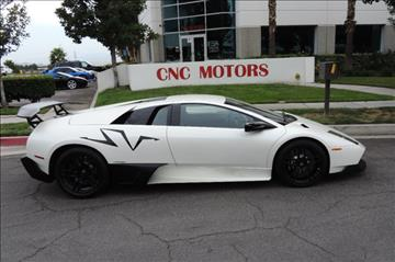 2010 Lamborghini Murcielago for sale in Ontario, CA
