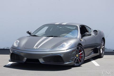 2008 Ferrari 430 Scuderia for sale in Ontario, CA