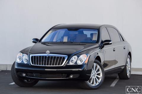 2008 Maybach 62 for sale in Ontario, CA