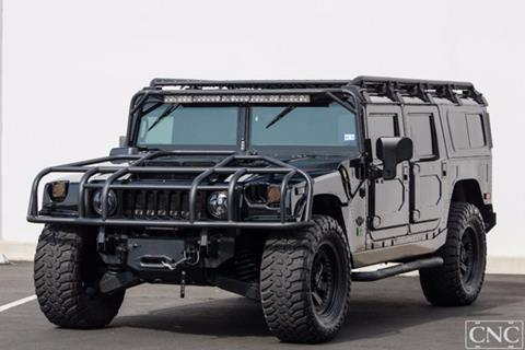 2006 HUMMER H1 Alpha for sale in Ontario, CA