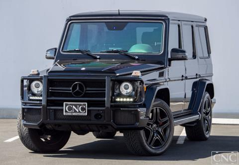 2014 Mercedes-Benz G-Class for sale in Ontario, CA