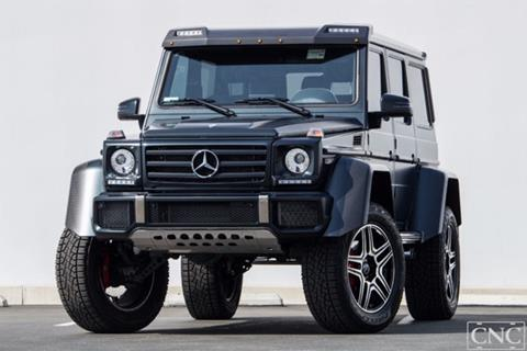 2017 Mercedes-Benz G-Class for sale in Ontario, CA
