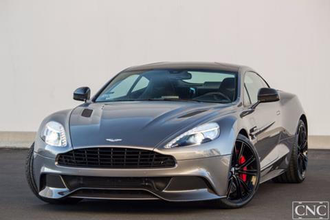 2014 Aston Martin Vanquish for sale in Ontario, CA