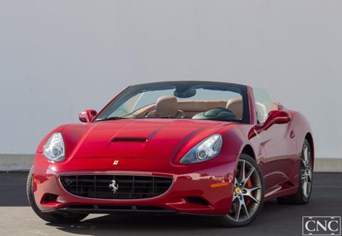 2010 Ferrari California for sale in Ontario, CA