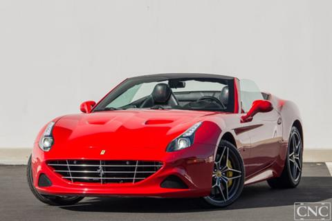 2015 Ferrari California T for sale in Ontario, CA