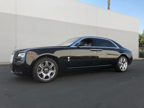 2015 Rolls-Royce Ghost Series II for sale in Ontario, CA