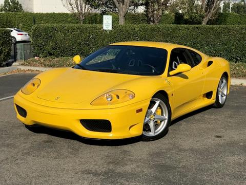 Ferrari 360 Modena For Sale in Richlands, VA - Carsforsale.com