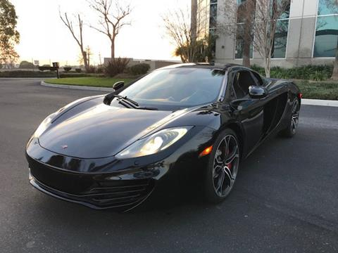 2014 McLaren MP4 12C Spider For Sale In Ontario, CA