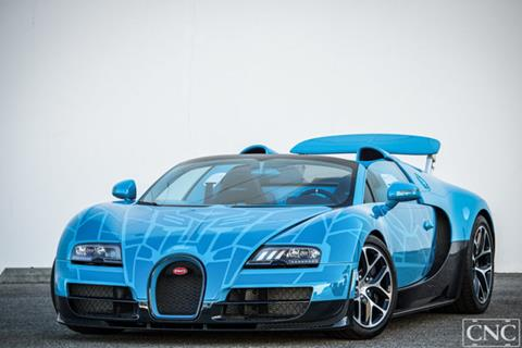 2014 Bugatti Grand Sport Vitesse for sale in Ontario, CA