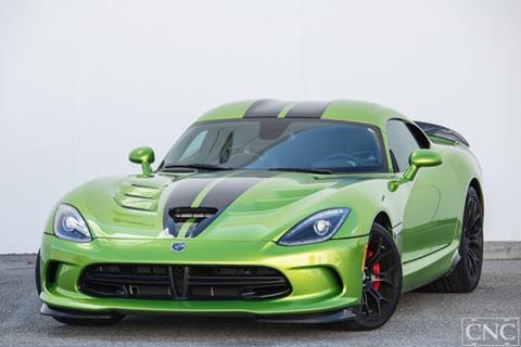 2017 Dodge Viper For Sale In Ontario, CA