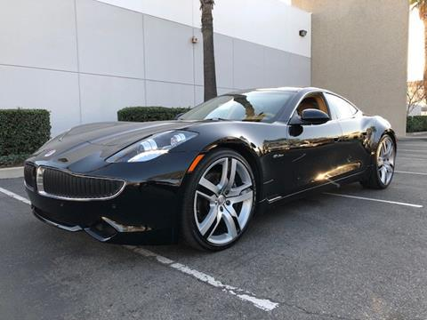 2012 Fisker Karma for sale in Ontario, CA