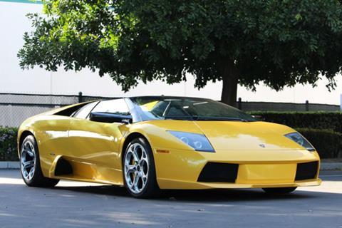 2006 Lamborghini Murcielago For Sale In Ontario, CA