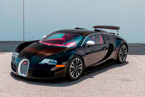 2010 Bugatti Veyron 16.4 for sale in Ontario, CA