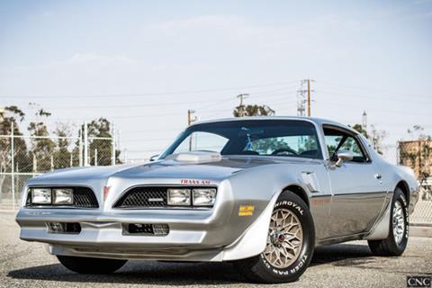 1978 Pontiac Trans Am for sale in Ontario, CA