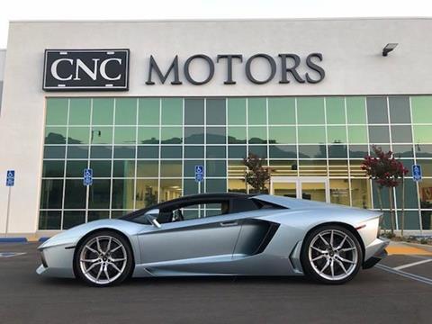 2013 Lamborghini Aventador for sale in Upland, CA