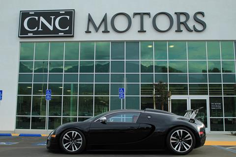 2010 Bugatti Veyron 16.4 for sale in Upland, CA