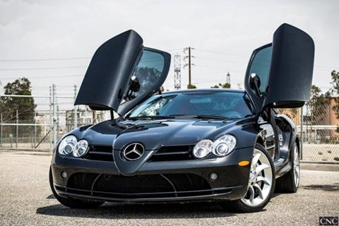 Mercedes Benz Slr For Sale Carsforsale Com