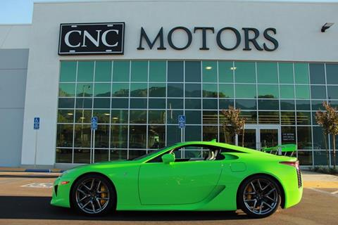 Lovely 2012 Lexus LFA For Sale In Upland, CA