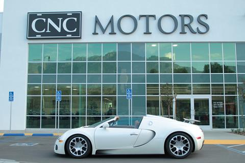 2012 Bugatti Veyron 16.4 for sale in Upland, CA