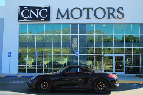 2016 Porsche Boxster for sale in Upland, CA