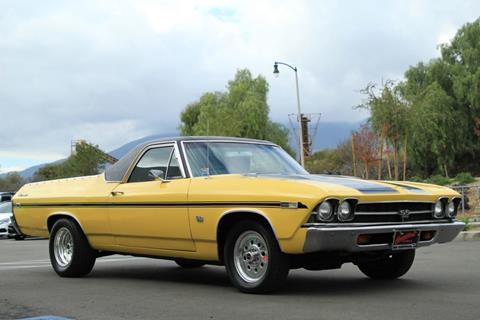 1969 Chevrolet El Camino for sale in Upland, CA