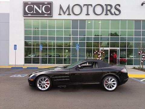 2008 Mercedes-Benz SLR for sale in Upland, CA