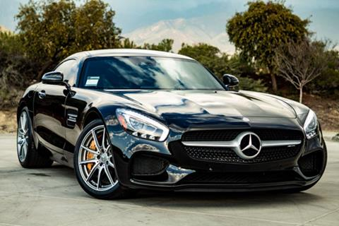 2017 Mercedes-Benz AMG GT for sale in Upland, CA
