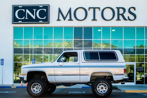 1989 GMC Jimmy for sale in Upland, CA
