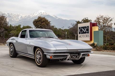 1965 Corvette For Sale >> 1965 Chevrolet Corvette For Sale In Upland Ca